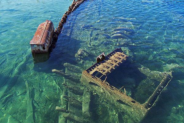 Heron Island Ferry Parking