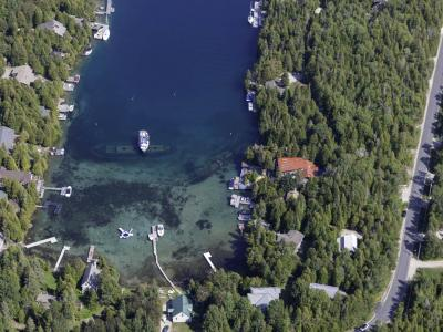 Shipwrecks of Big Tub Harbour
