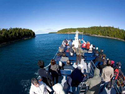 Tobermory Cruise Boat