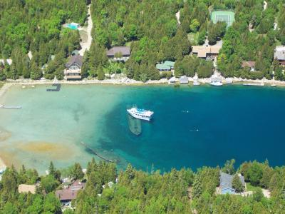 View the Shipwrecks in Tobermory