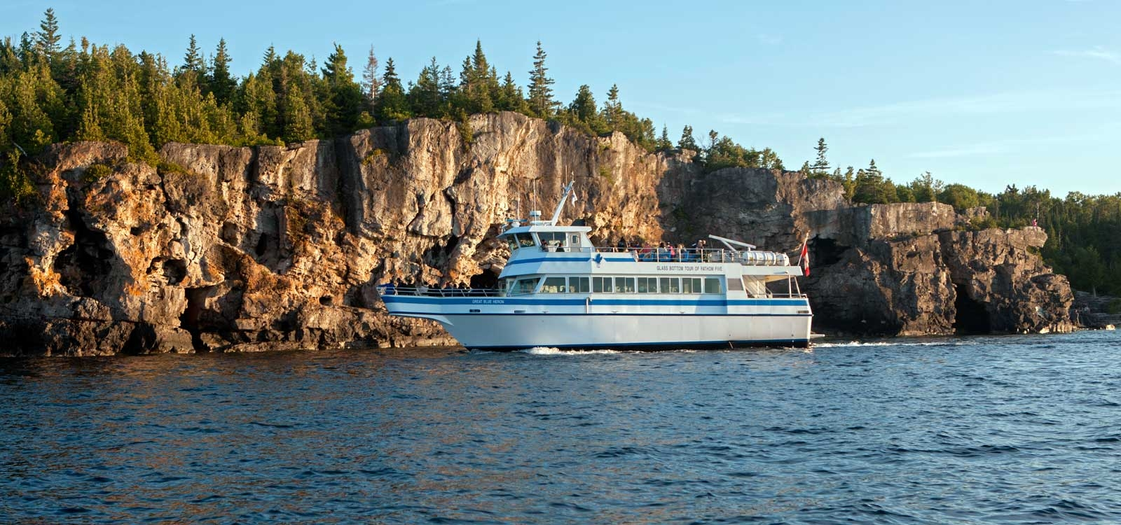 Tobermory Sunset Cruise