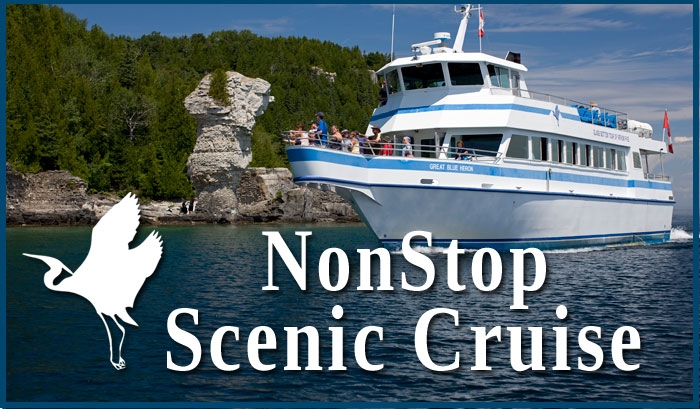 Book your Nonstop Scenic Cruise